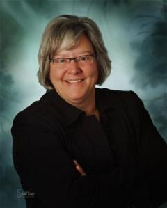 Chamber President Mary Coffin