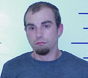 Guthrie man arrested seven times in four months guthrie for Matt taylor shirt buy