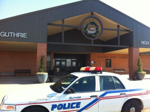 Police at GHS