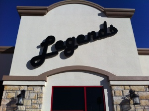 Legends Food and Sport