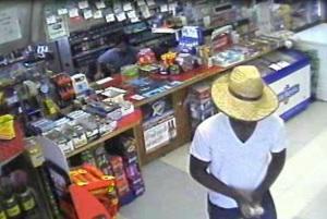 Robbery Suspect 4