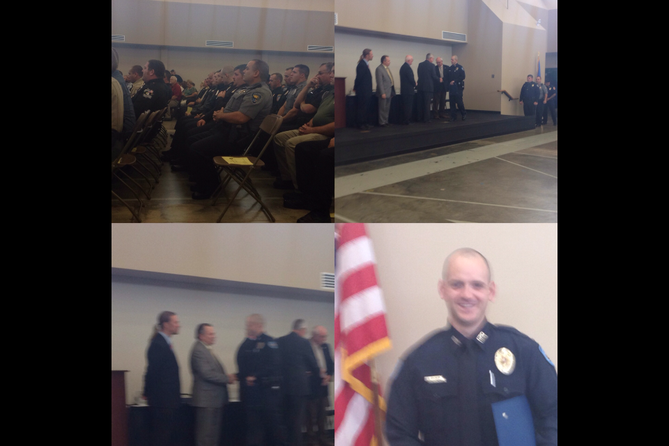 Three officers graduate and earn CLEET certification | Guthrie News Page