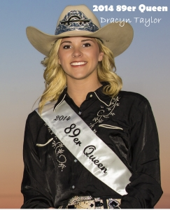Ms Dracyn Taylor, 2014 '89er Celebration Queen, will be one of the judges on the 2015 Queen Selection Committee