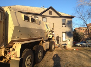 MRAP Search Warrant