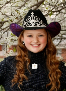 Jaylah Short of Coyle was recently named as the 2015 Princess for Guthrie's 89er Days Celebration which runs April 14-19. Photo courtesy of Jarrett George